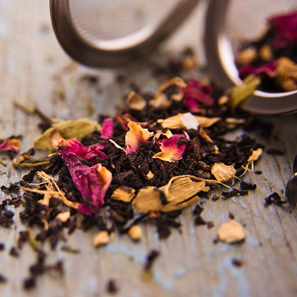 thé en vrac la bonne quantité
