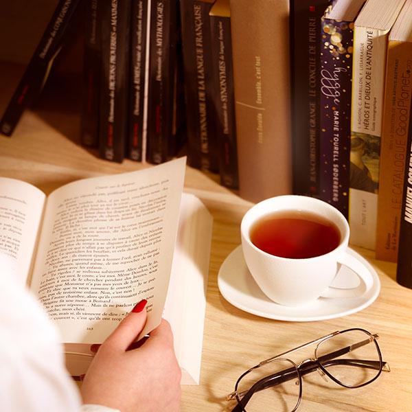 La rencontre avec le thé noir DARJEELING