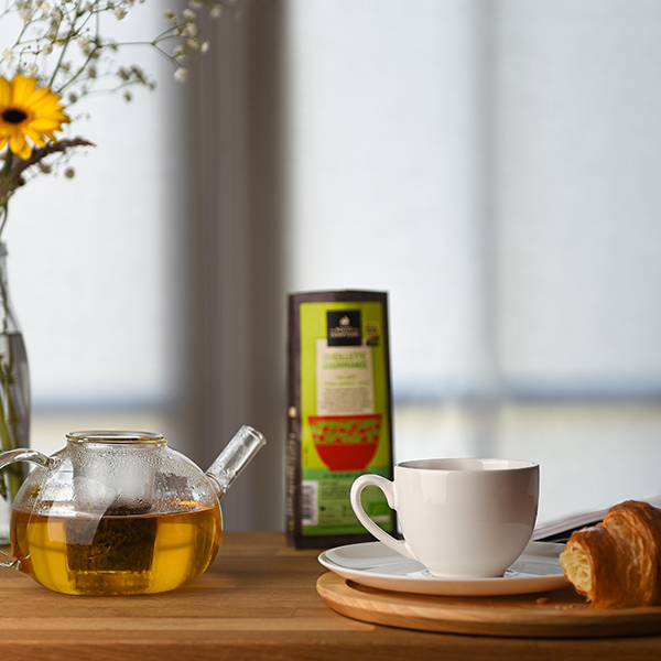 Notre sélection de thé au petit déjeuner