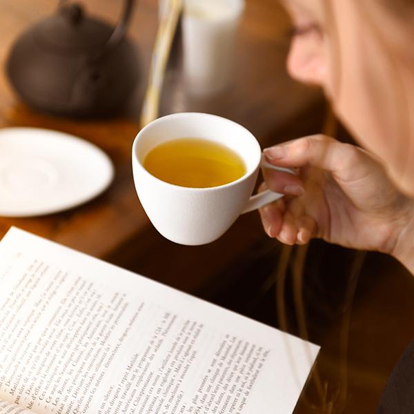Boire du thé le soir, le guide de LA Route des Comptoirs